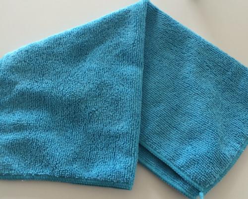 100均のマイクロファイバー布巾