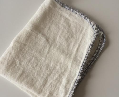 無印の綿100%の布巾