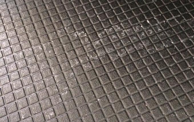 クエン酸を使って掃除した後の水垢