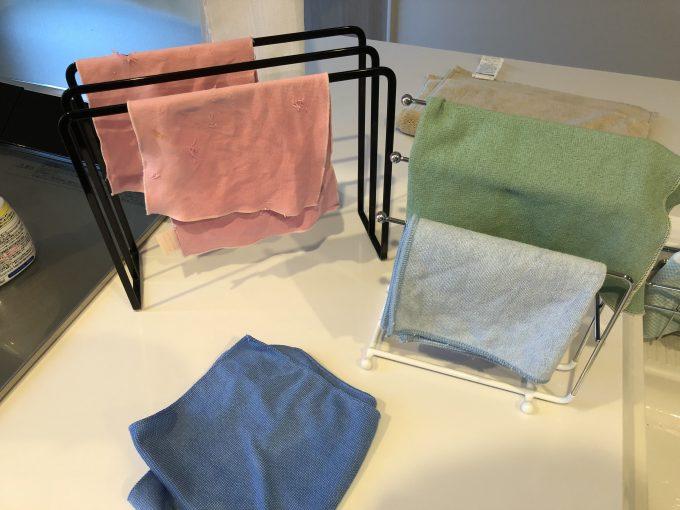 我が家で使っている布巾、クロス