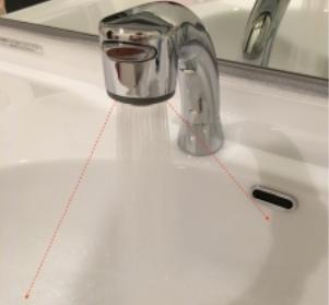 洗面台のシャワーのつまり