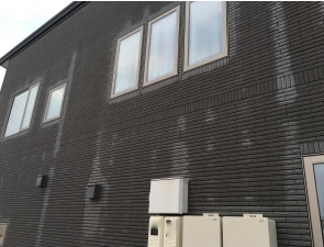 外壁の断熱欠損