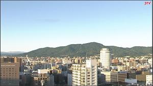 日曜日の札幌の天気