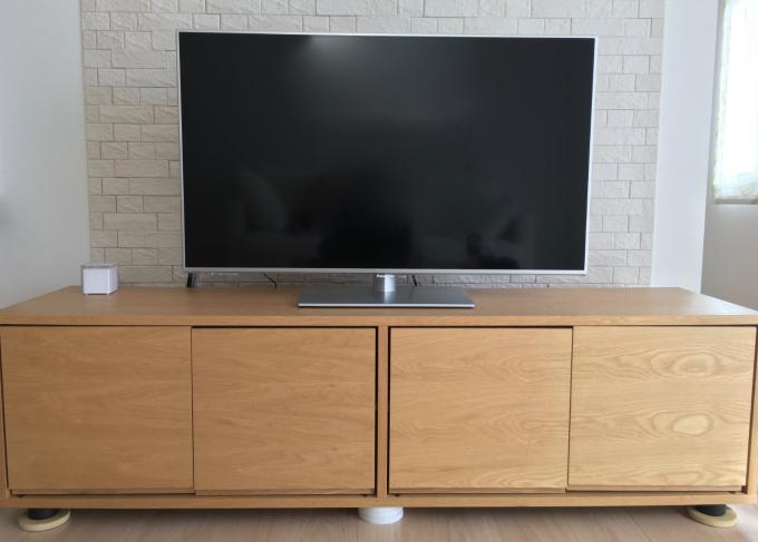 わが家のテレビボード