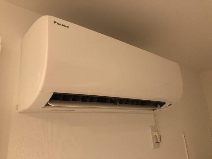 わが家のエアコン
