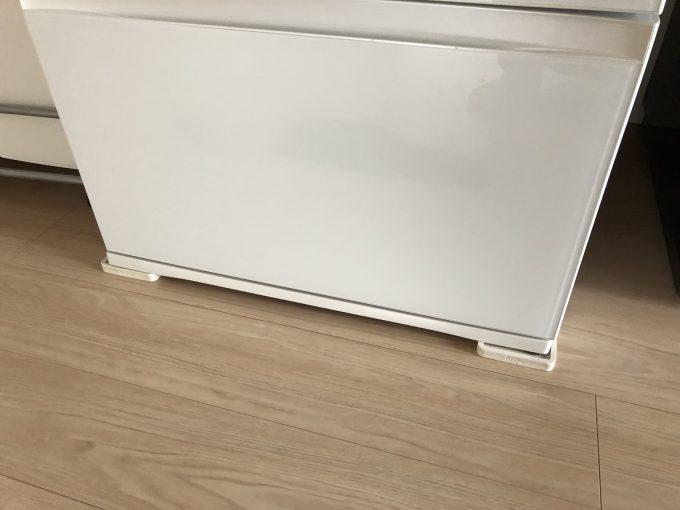 冷蔵庫の防振ゴム