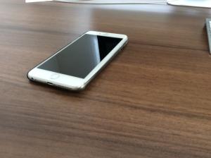 iphone6PlusのケースにiPhone6sPlusを入れる