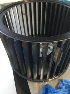 換気扇内部のフィン