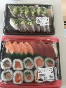 こすとこの寿司の価格
