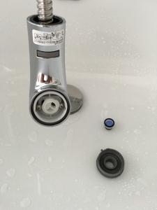 シャワーの内部