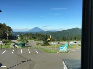 蝦夷富士こと羊蹄山