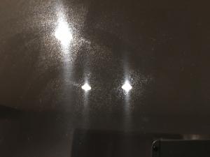 カップボードの油汚れ2