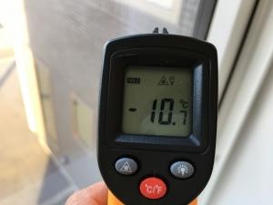 外壁の温度3