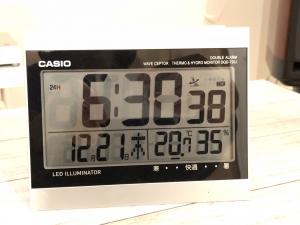 外気温-15℃ハニカム解放後1時間30分後の室温